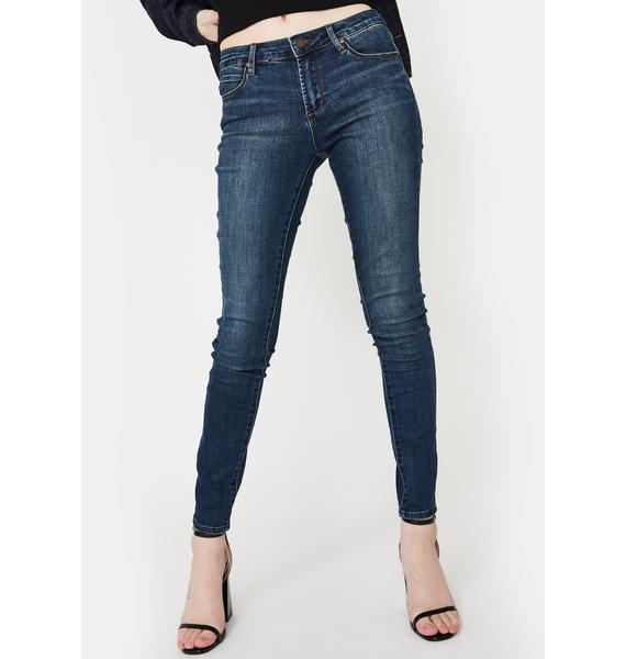 Articles of Society Aaron Sarah Skinny Jeans