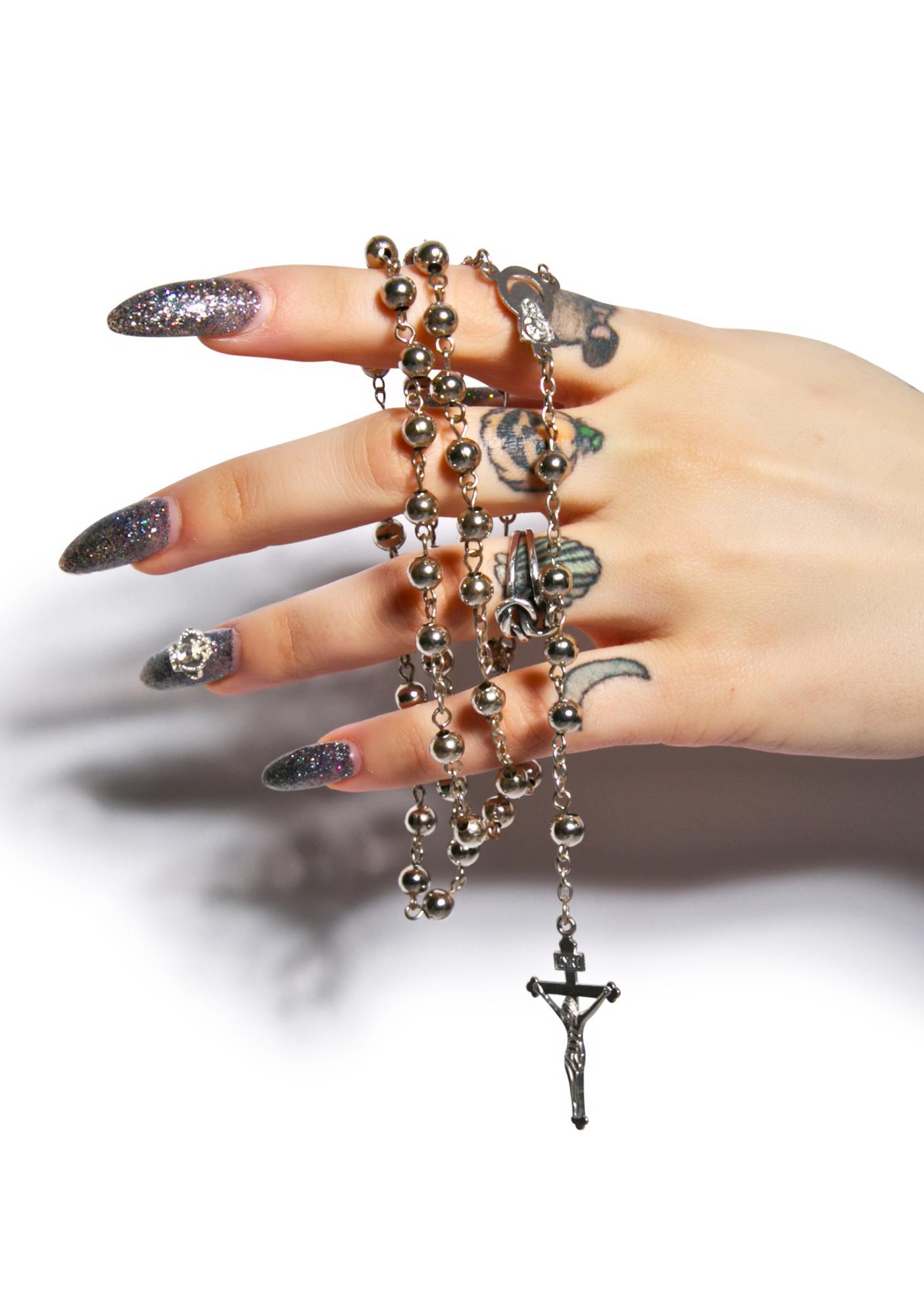 Mary, Mary, Hella Contrary Rosary