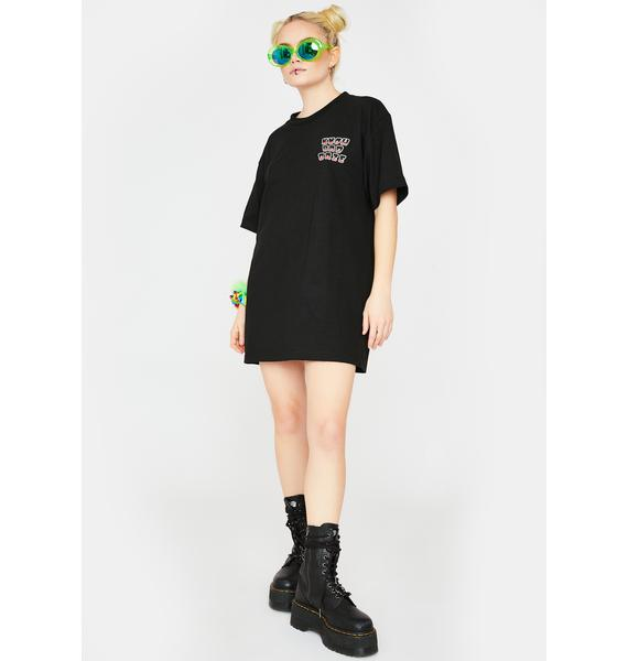Know Bad Daze Little Help Graphic Tee