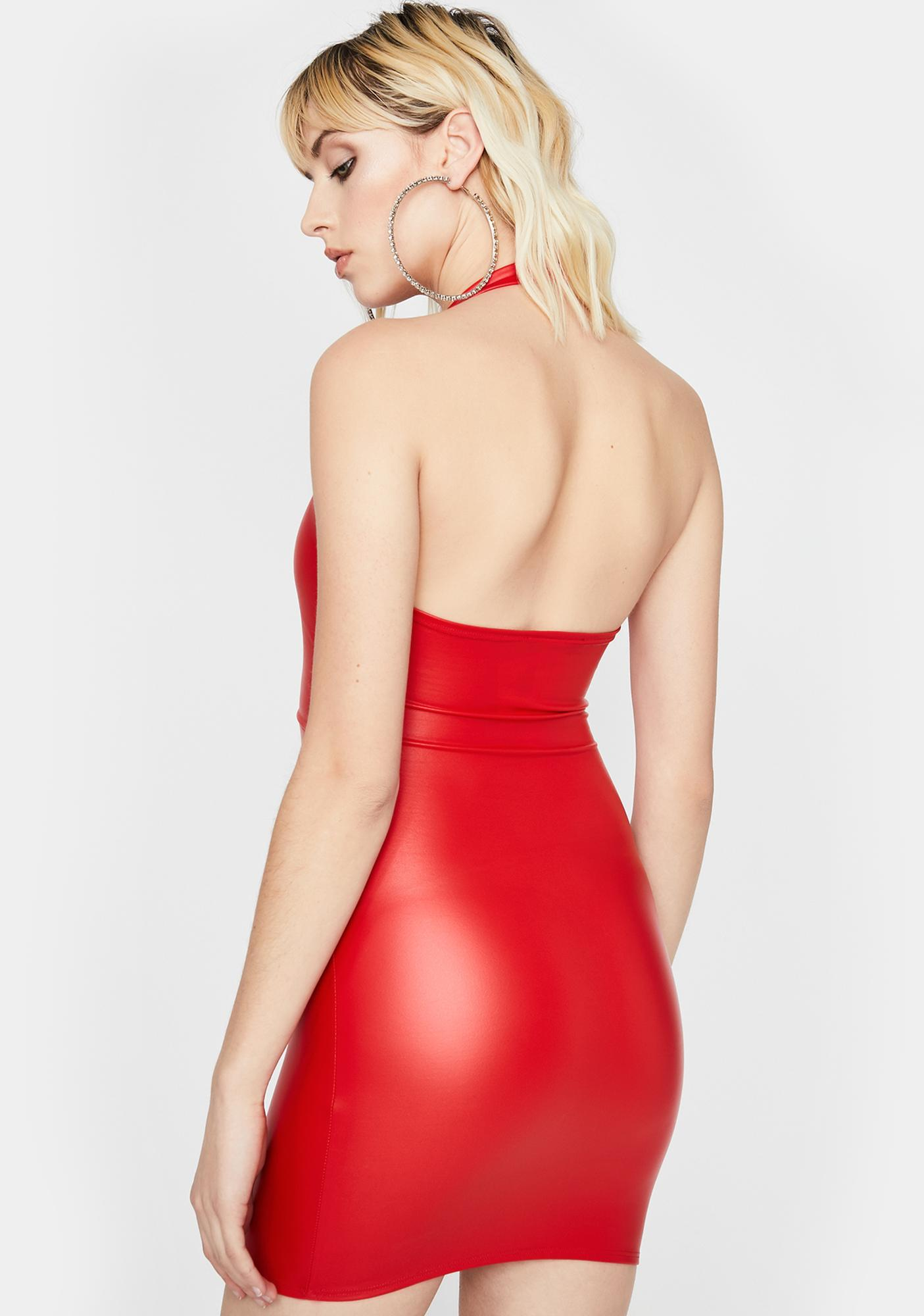 Hot Severe Desire Mini Dress