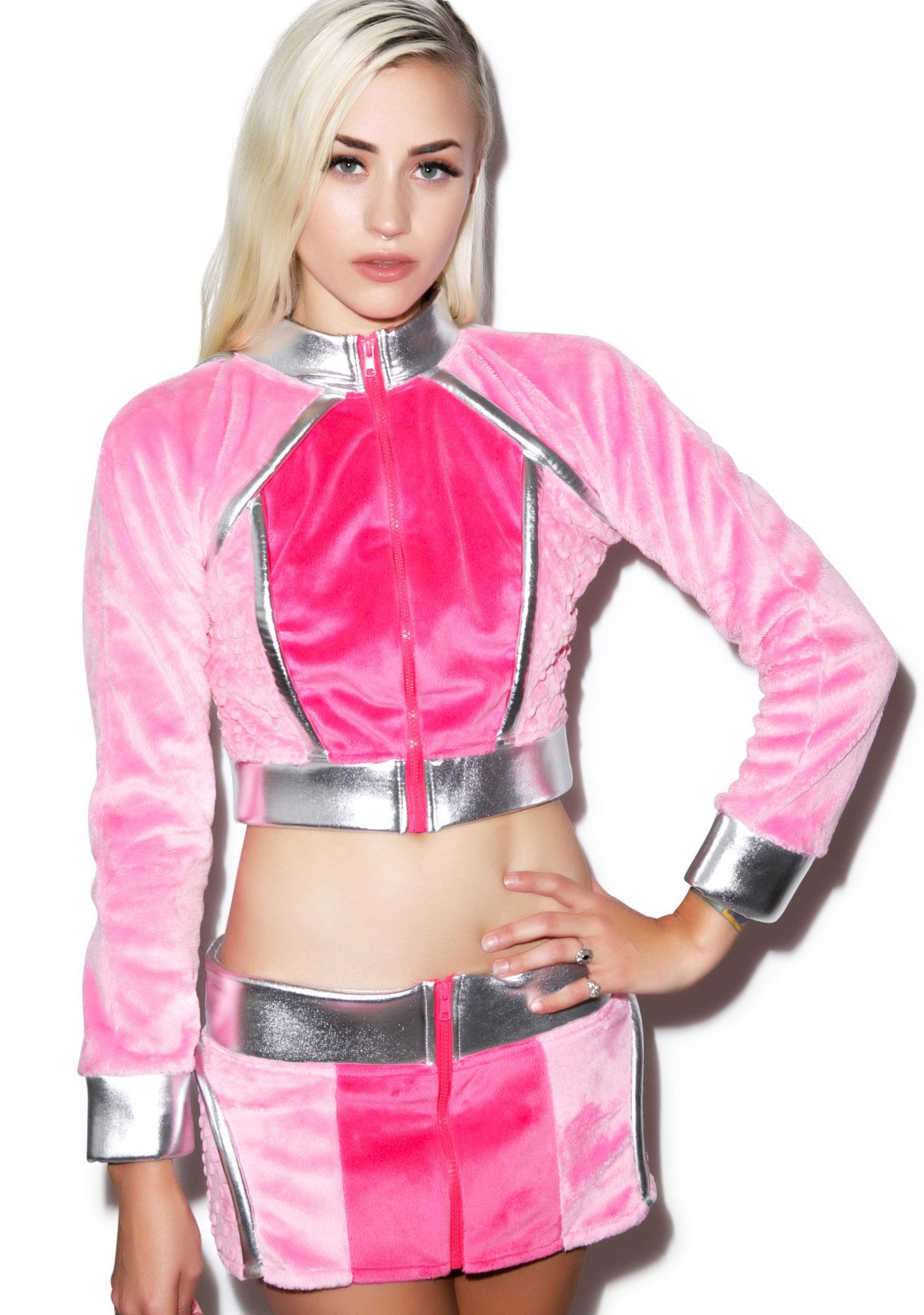 J Valentine So Sci-Fi Jacket