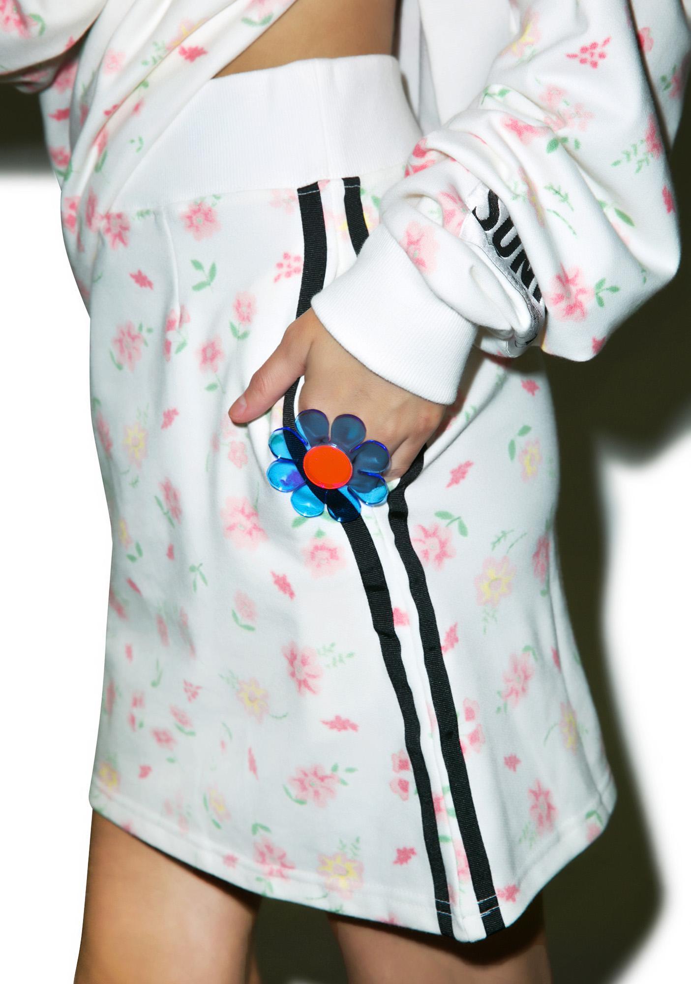 Little Sunny Bite Flowers In Bloom Skirt