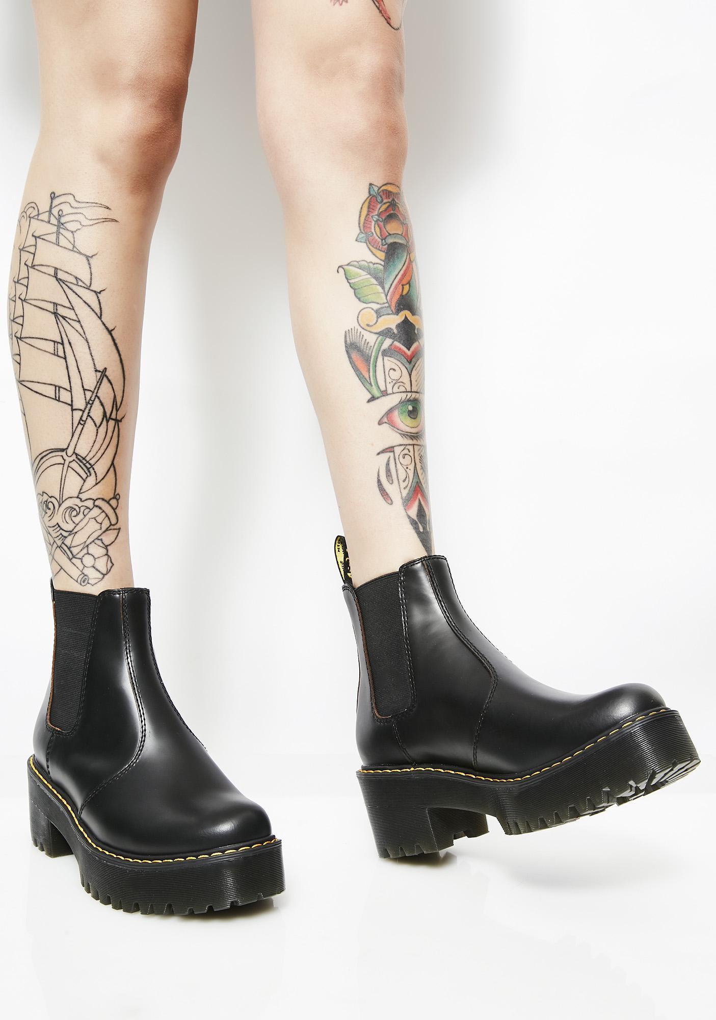 b555b706d26 ... Dr. Martens Rometty Boots ...