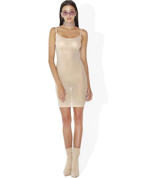 Gimme More Slip Dress