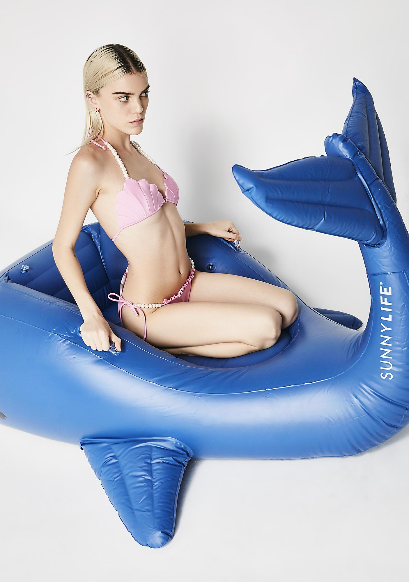 Underwater Squad Whale Pool Float