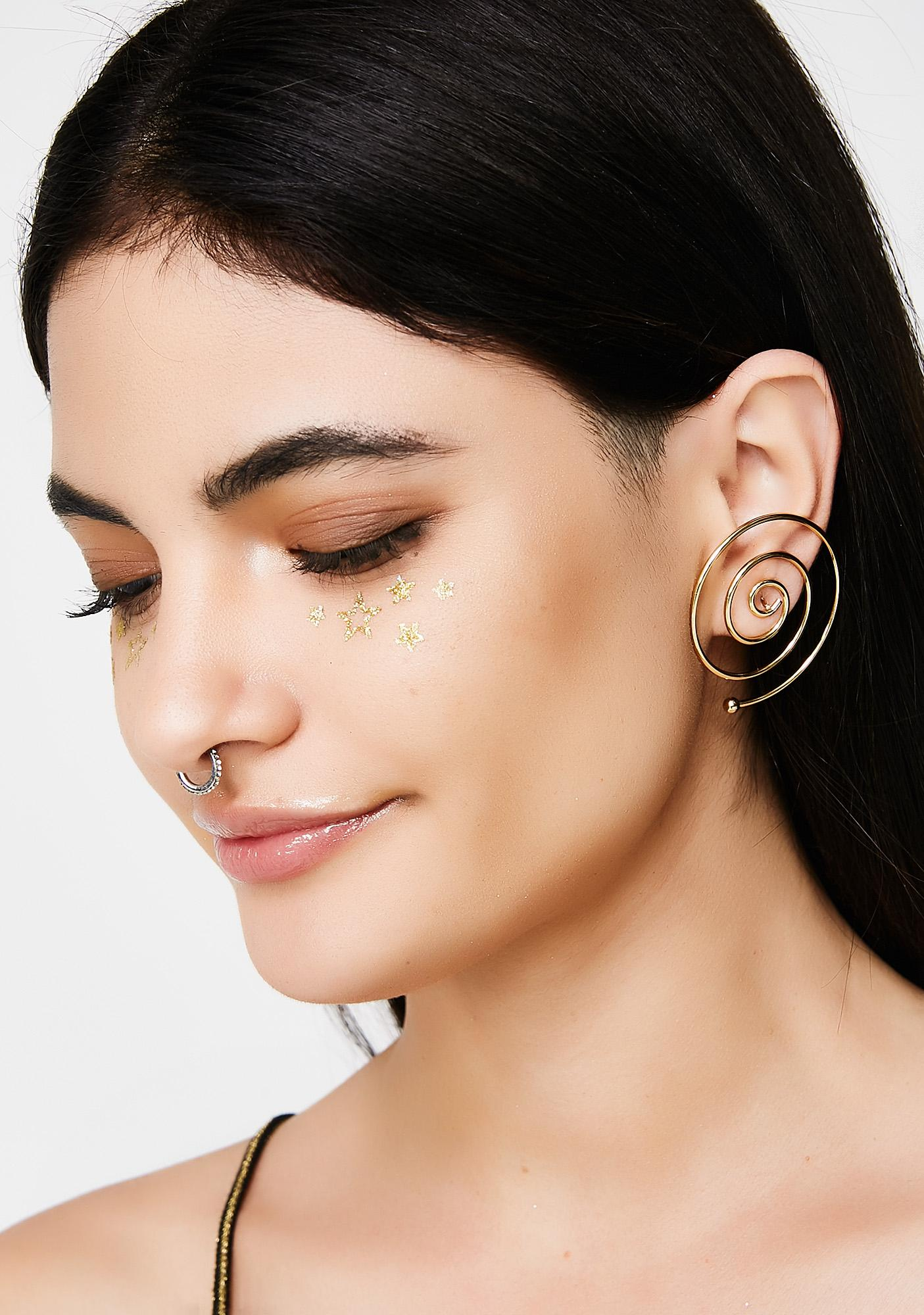 Spin Spin Sugar Earrings