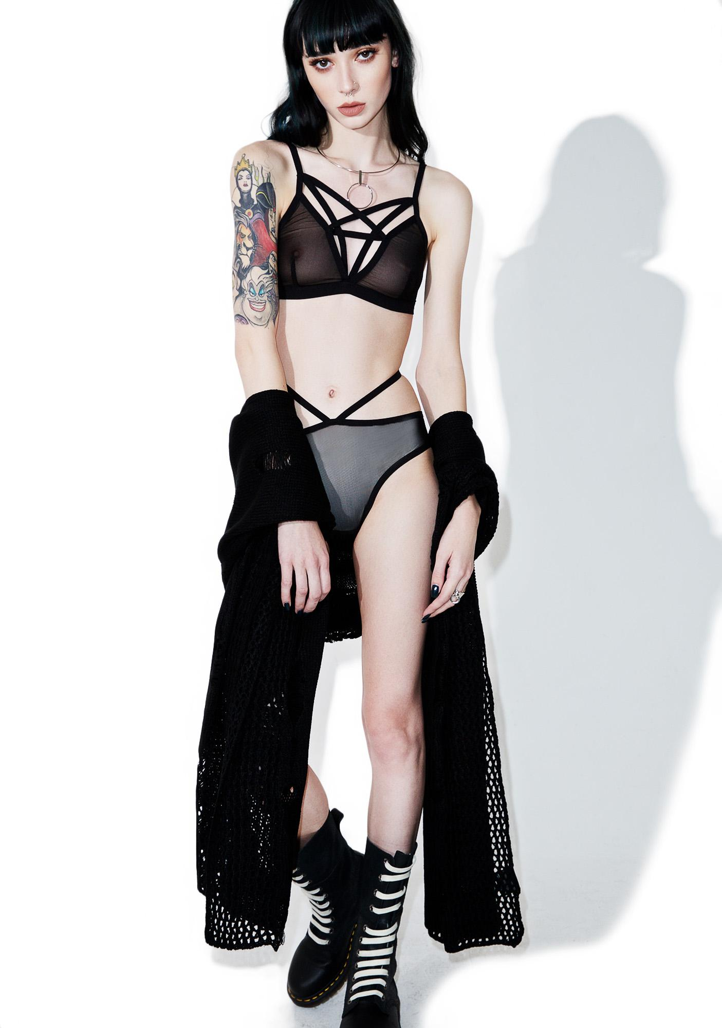 84a81715b50 ... Killstar 2 Hot 4 U Mesh Bralette ...