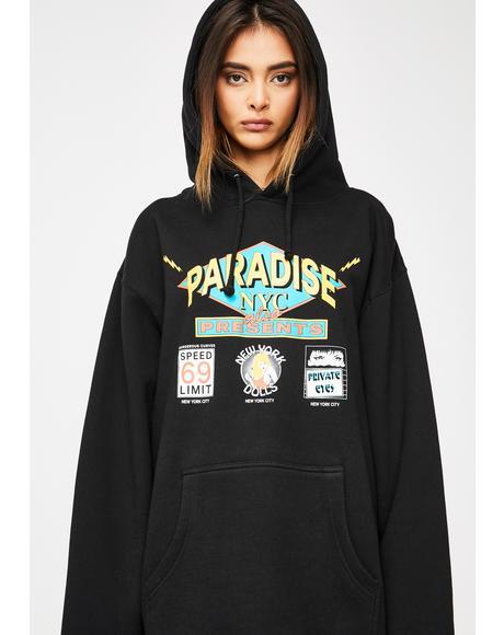 Flashdancers Hoodie
