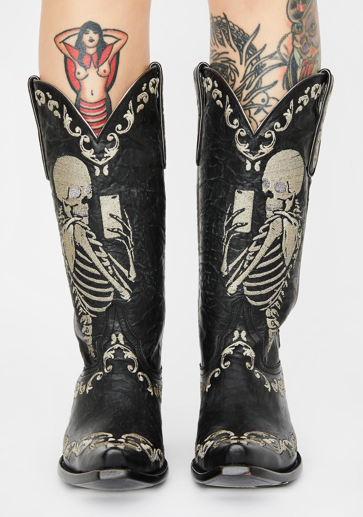 OLD GRINGO Selfie Cowboy Boots