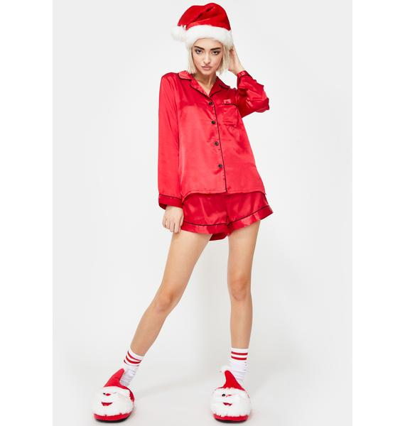 Santa Slumber Pajama Set