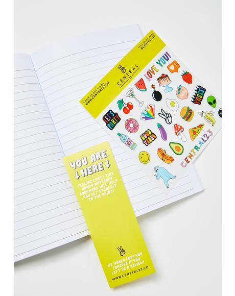 Fuck U-Nicorn Notebook