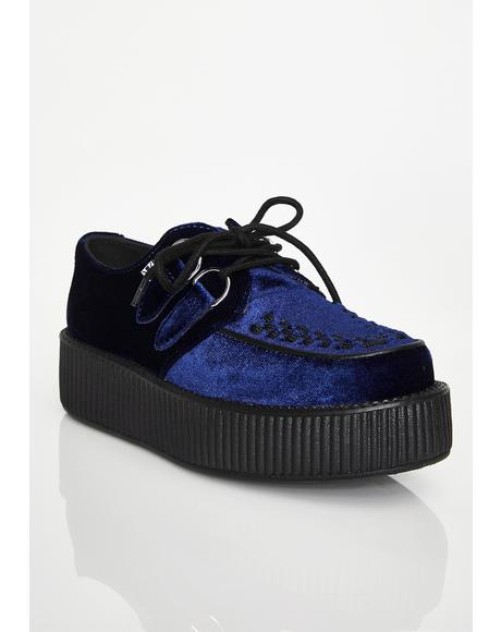 Royal Velvet Mondo Viva Creepers