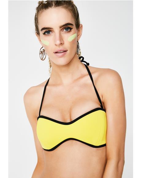 Tainted Love Bikini Top