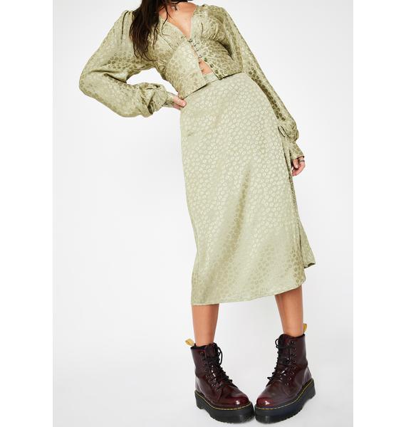 Motel Sage Saika Skirt