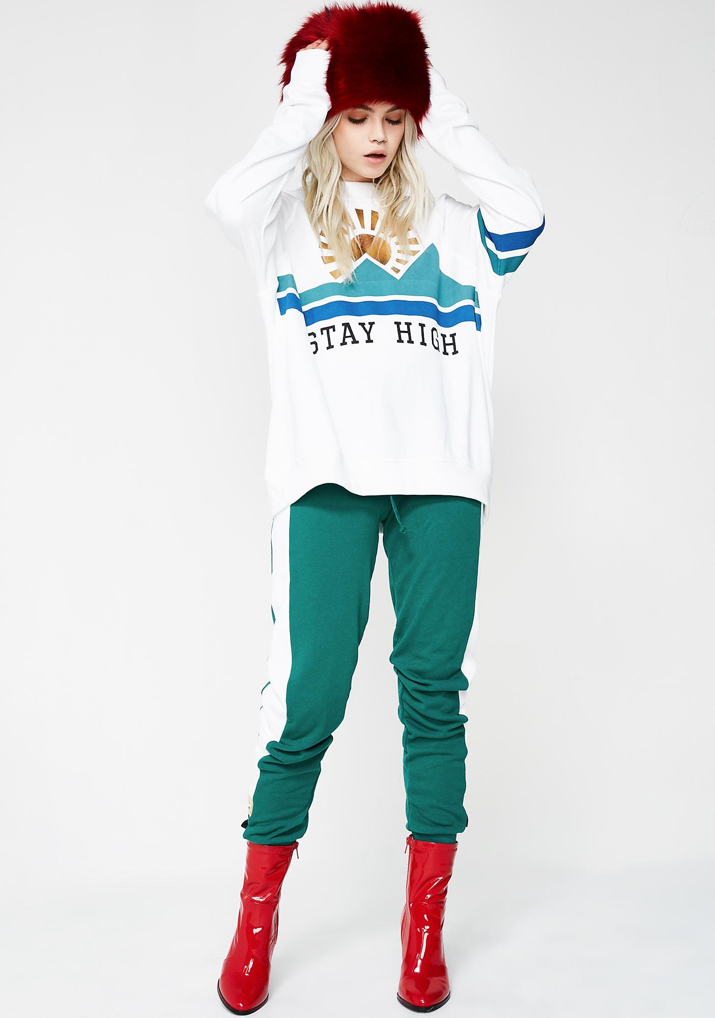 Wildfox Couture Stay High Bottoms