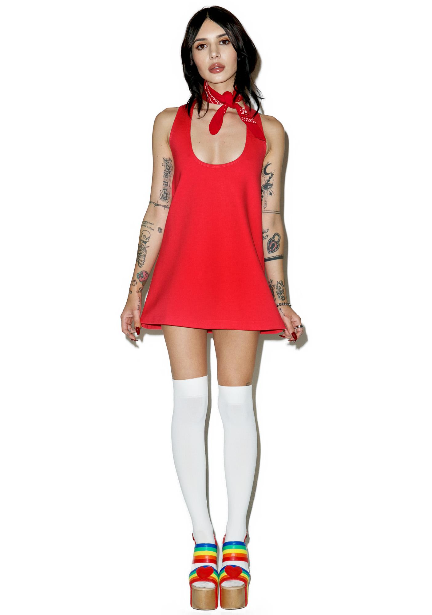 Sugarhigh + Lovestoned You And Me Mini Dress