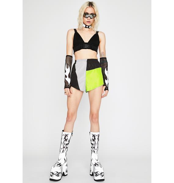 Street Freakz Running Shorts
