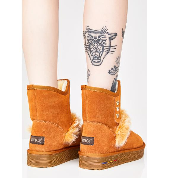 Desert Cloud Surfin' Winter Boots