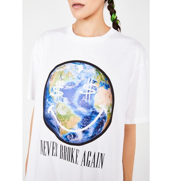 Never Broke Again Worldwide T-Shirt