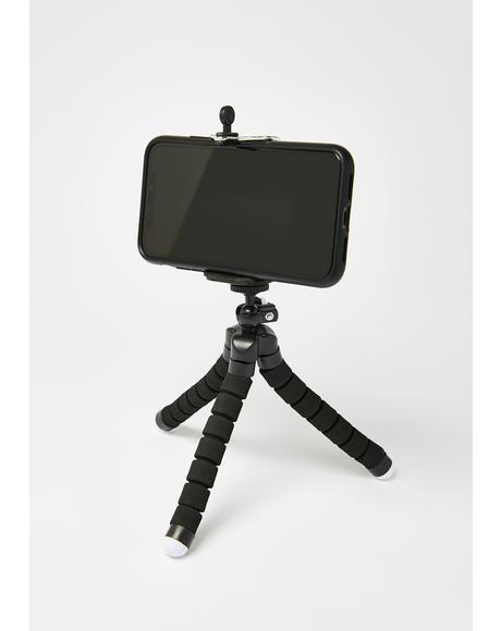 Hype Me Up Phone Tripod
