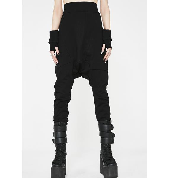 MNML Lethal Cataclysm Drop Crotch Joggers