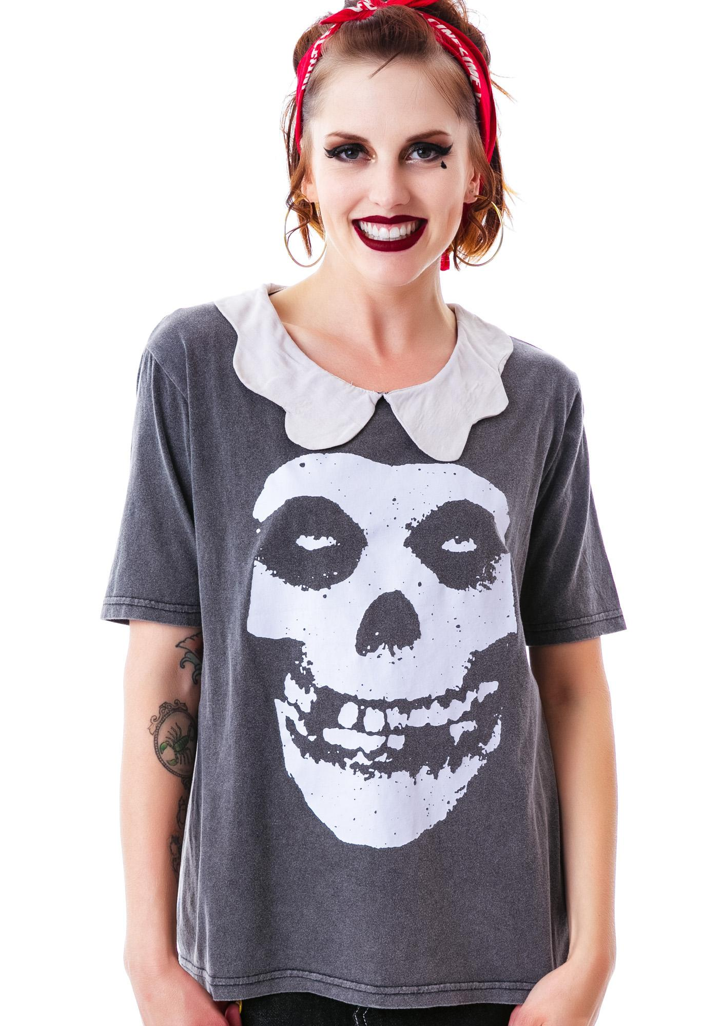 Iron Fist Misfits Girl Tee