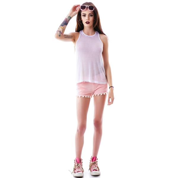 Wildfox Couture Essentials Summer Island Tank