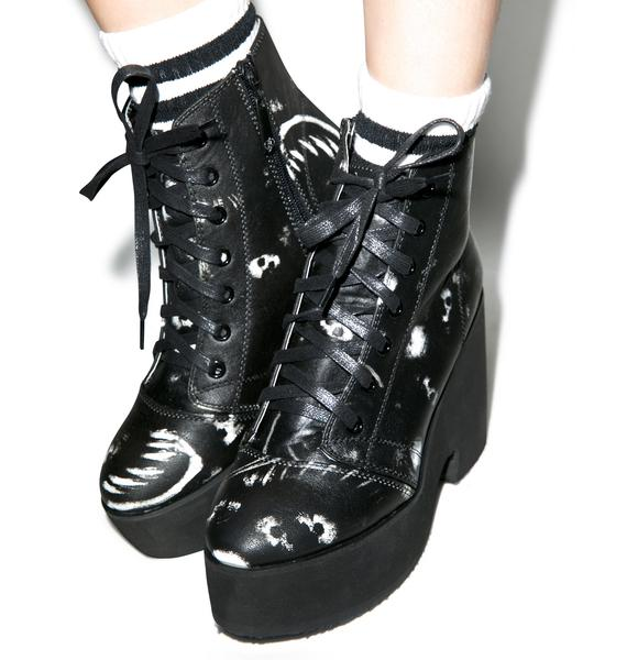 Iron Fist Infidelity Boots