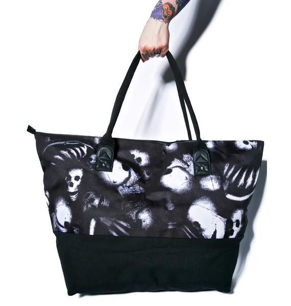 Iron Fist Infidelity Beach Bag