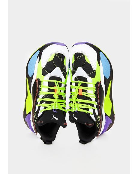 RS-X3 Day Zero Sneakers