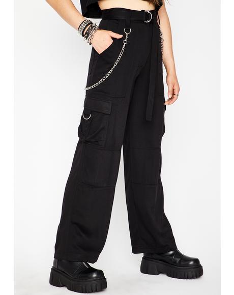 Brashy Attitude Cargo Pants