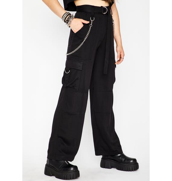 Current Mood Brashy Attitude Cargo Pants