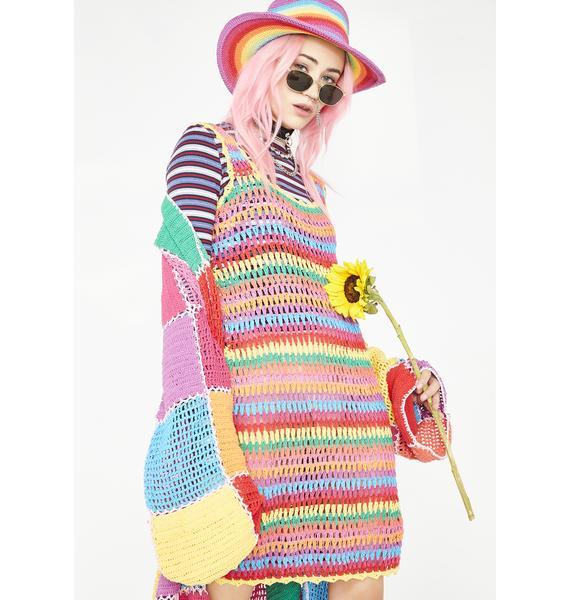 Fluffy Mamacita Dress