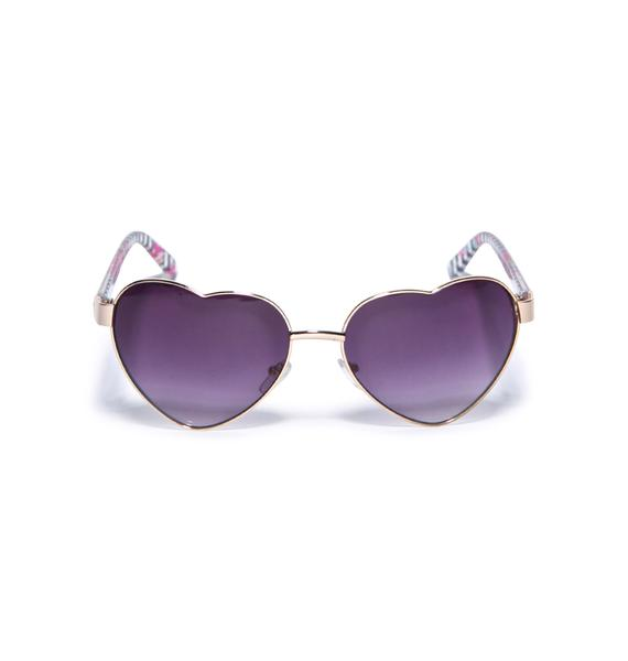 Eye King Eye Love Sunglasses