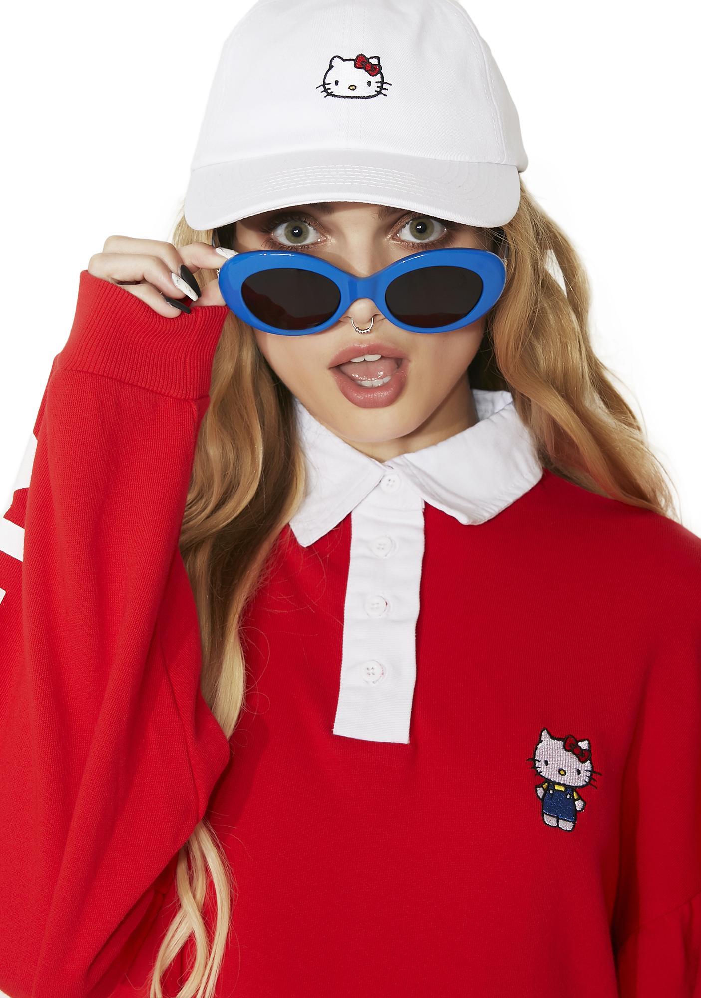 Crap Eyewear The Gloss Love Tempo Sunglasses