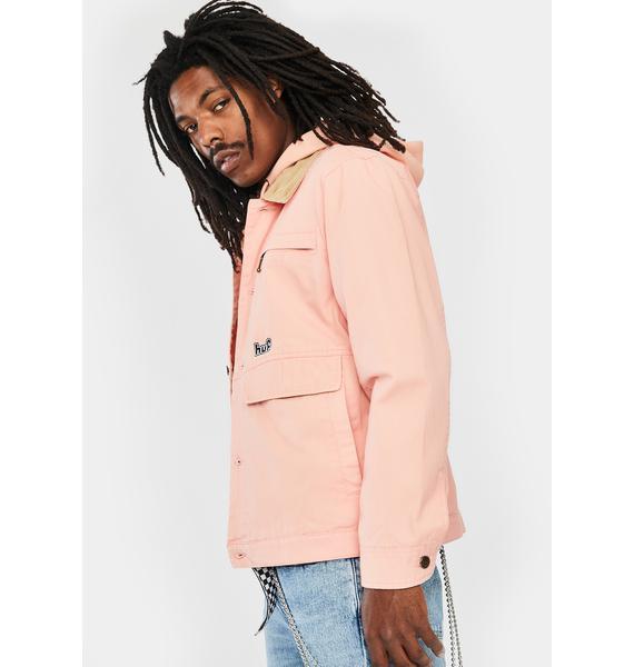 HUF Remington Canvas Jacket