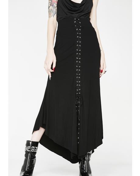 Slack Alice Maxi Skirt