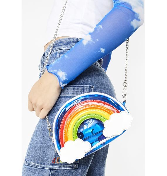 dELiA*s by Dolls Kill Life In Color Crossbody Bag