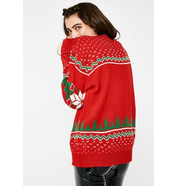 Santas Favorite Ho Sweater