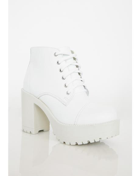 Pampas Platform Boots