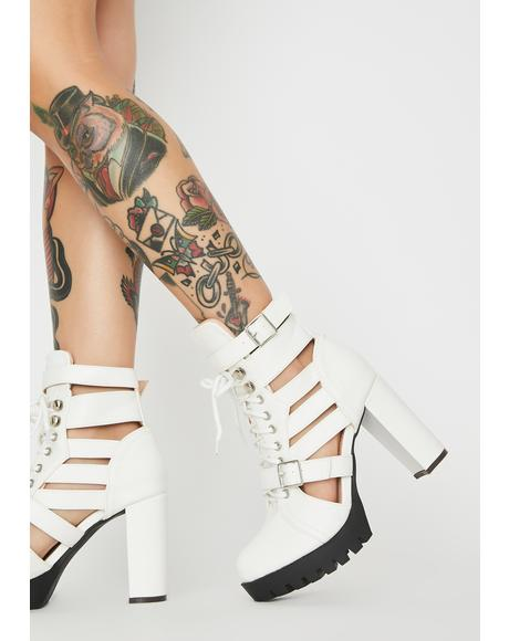 Arctic Cut The BS Buckle Booties