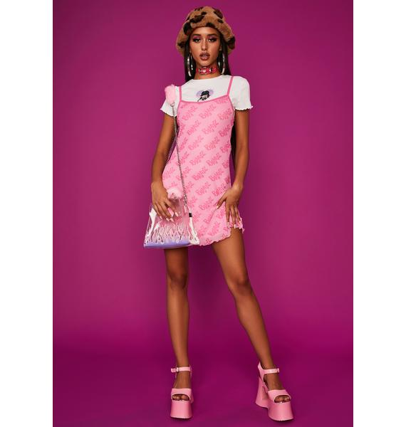 Dolls Kill x Bratz Got Bratitude Slip Dress