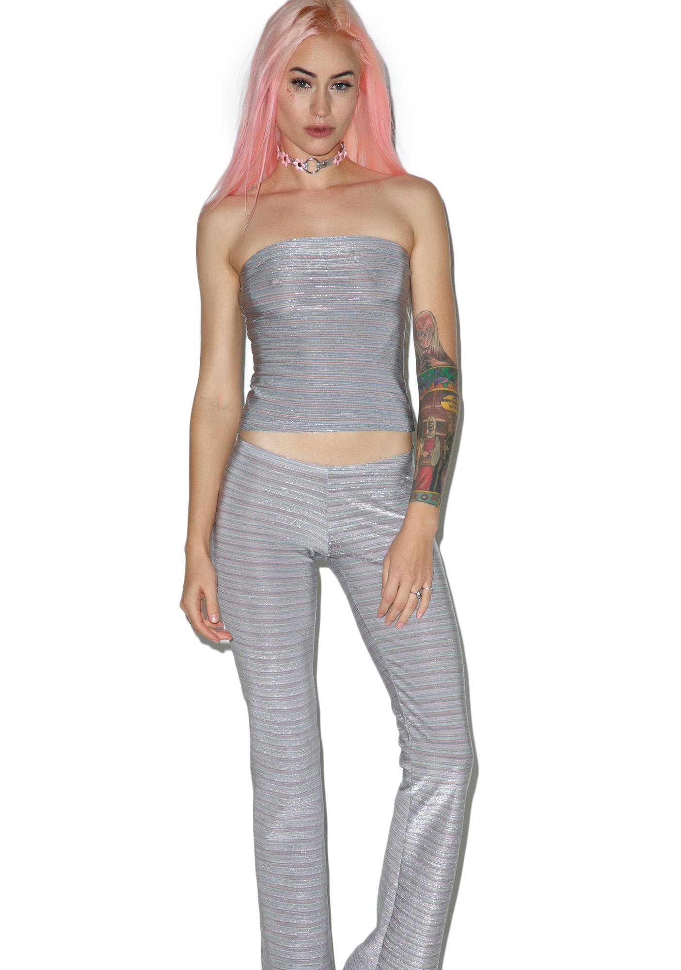 American Deadstock Hard Candy Tube Top