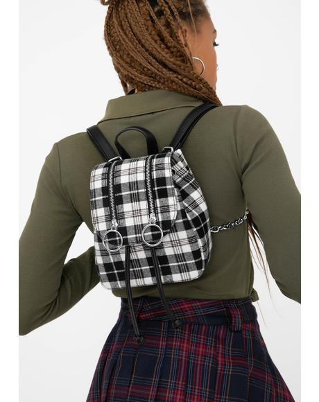 Mall Meetup Mini Backpack