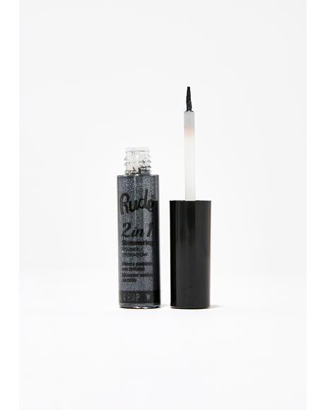Onyx 2 In 1 Shimmering Eyeliner N' Eyeshadow