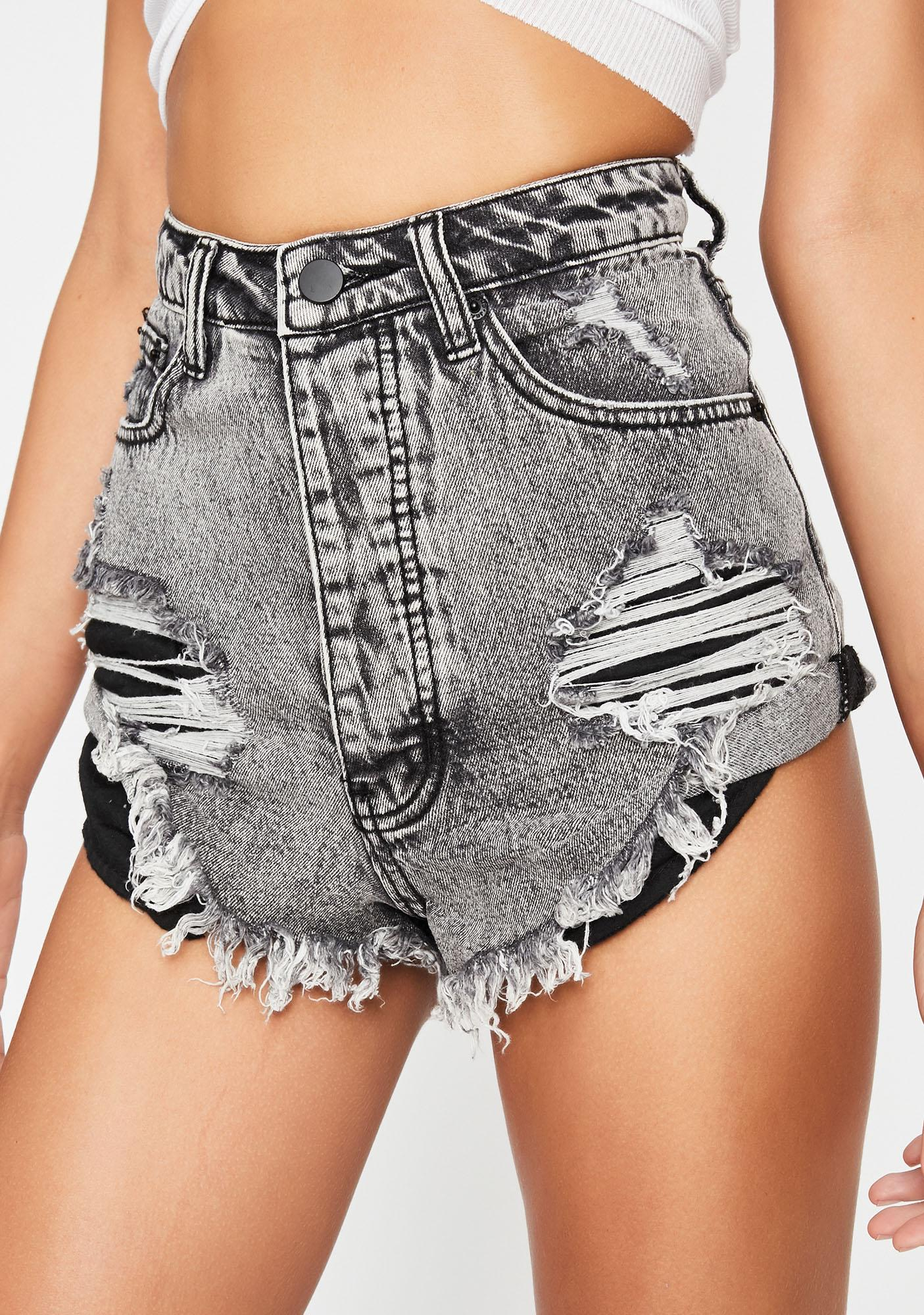 Jack N' Coke Denim Shorts