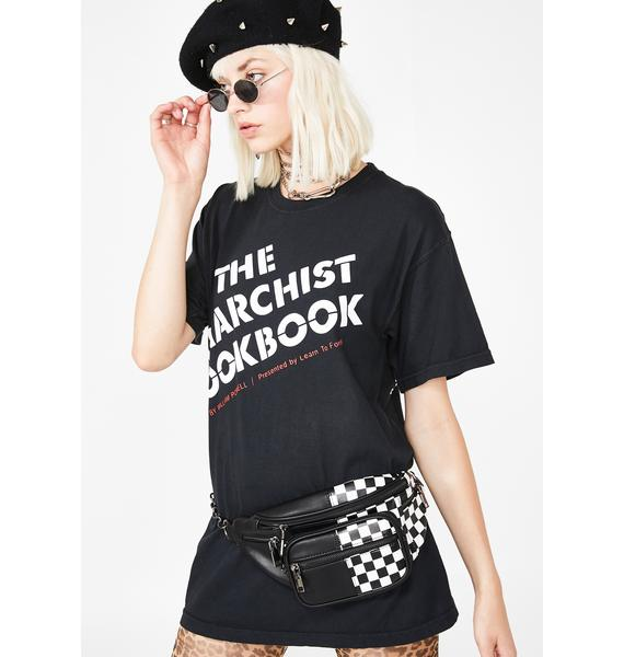 Learn To Forget Anarchist Lookbook Tee