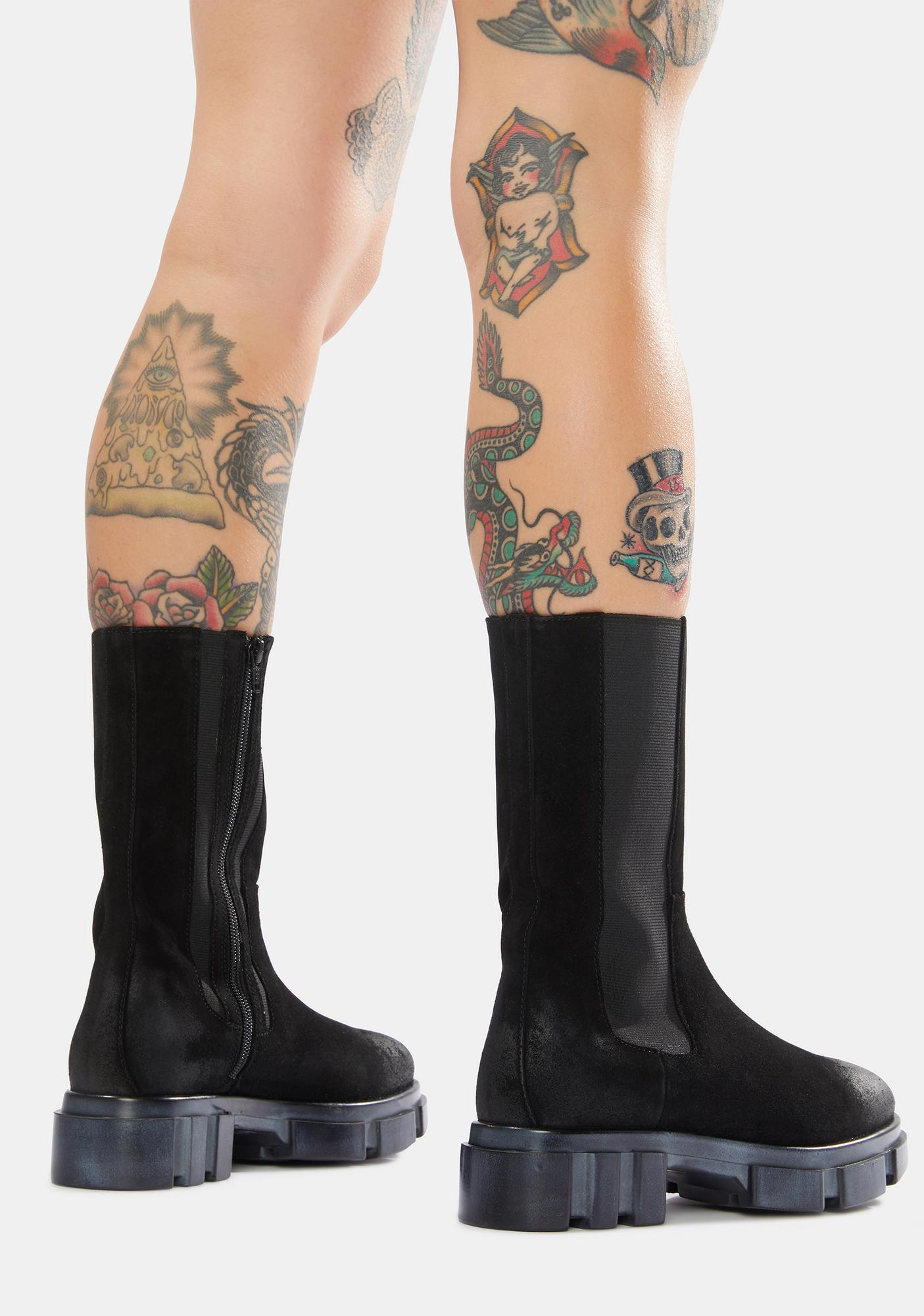 Free People Brooks Chelsea Boots