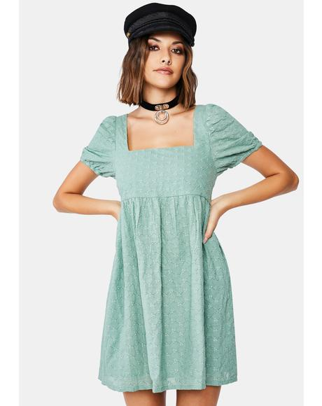 Chill Easy Breezy Mini Dress