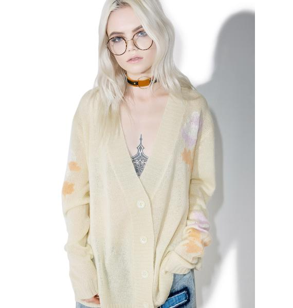 Wildfox Couture Petal Pusher Joni Sweater